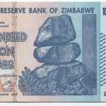 100 Trillion Dollar - Zimbabwe Dollar To USD