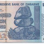 100 Trillion Dollar - Zimbabwe Dollar To USD