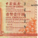 bank of china hong kong dollar