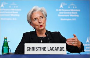 Christine Lagarde Speech Global Economy 2015