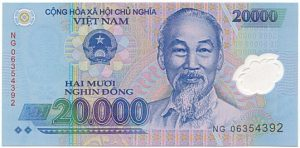 Vietnamese Dong Exchange Rate Showing 46 Cents – RV Truth